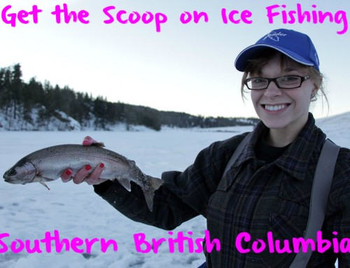 Get the Scoop on Ice Fishing in Southern BC
