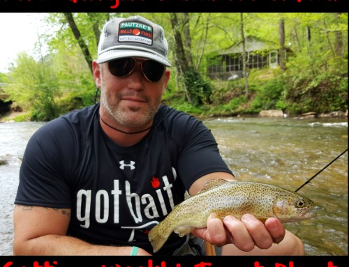 North Georgia's Chattahoochee River Getting Weekly Trout Plants