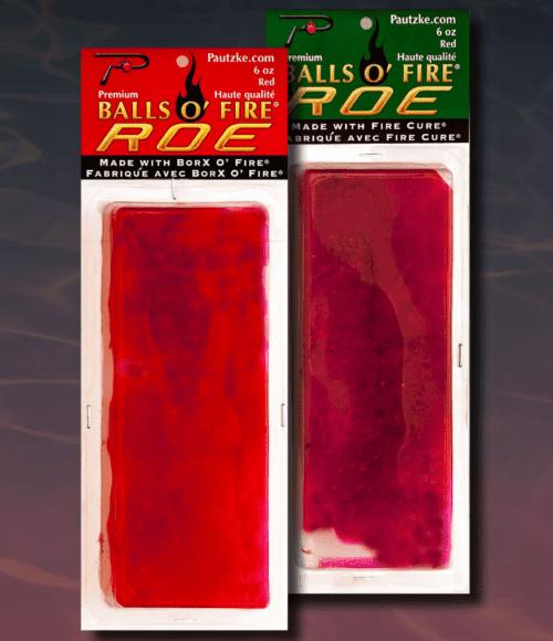 Pautzke Balls O' Fire Roe