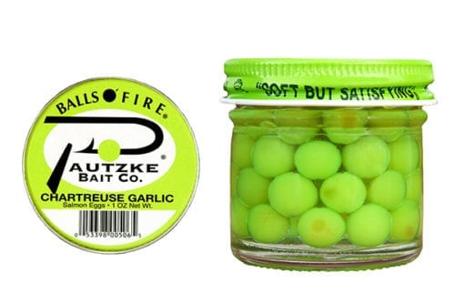 Charteuse Garlic Salmon Eggs
