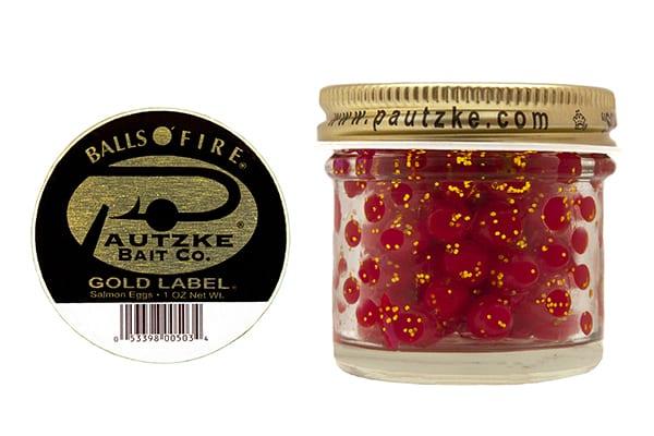 Salmon Eggs Gold Label