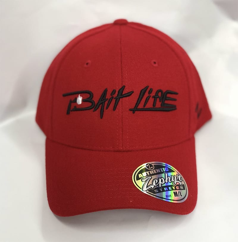 Hat-Bait life - red