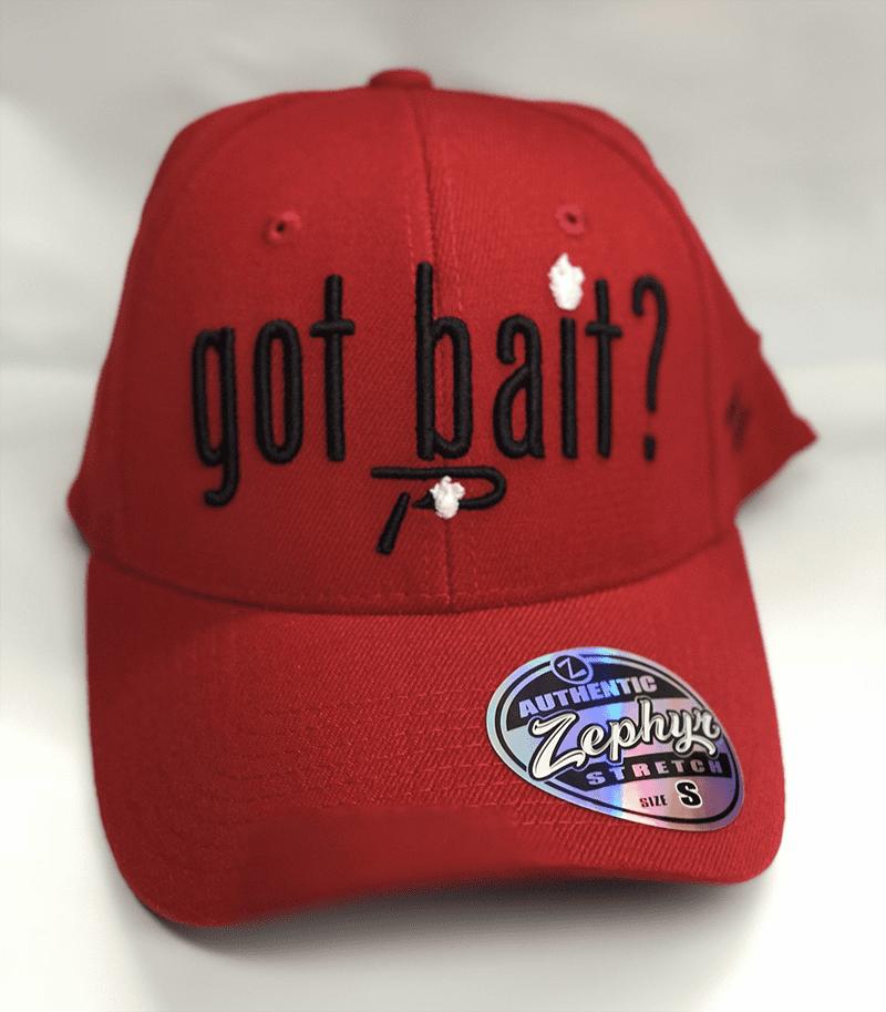 hat-got bait-red