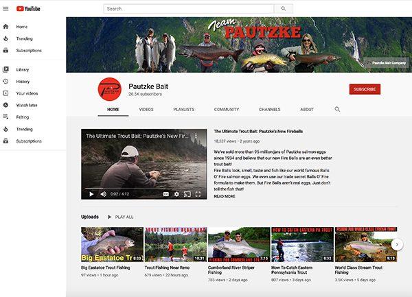 Pautlzke YouTube Chanel