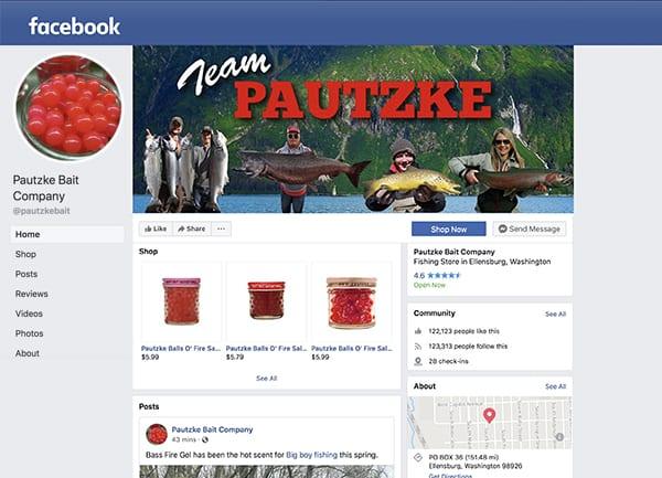 Pautzke Facebook